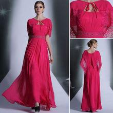 2014 moda uzun elbiseler vintage annesi gelin elbiseler artı boyutu 30881