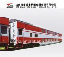25B Double-deck Hard Seating air conditioned passenger coach/ trail car/ carriage/ railway train