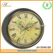 vintage wall clock western style