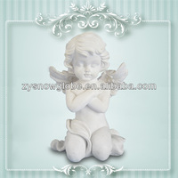 Native Resin Angel figurine
