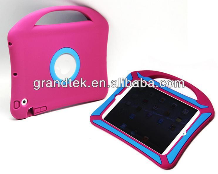 for ipad mini silicone case ,silicone cover for ipad mini,silicone protect shell for ipad mini