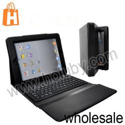For iPad 2 Wireless Keyboard,Bluetooth Keyboard+Leather Case for iPad 2