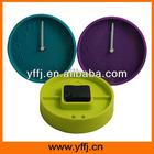wholesale silicone digital analog clocks