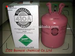 Cheap Car gas, R410a refrigerant, 99.9% R410a for Car