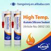 High Temperature Acetic Silicone Rtv Rubber