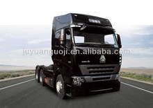 Sinotruk howo a7 6x4 camiones tractor/remolque de camiones para la venta