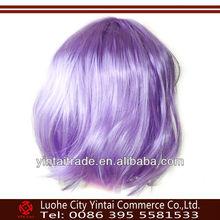 New popular fashion style japanese kanekalon fiber cosplay wig,cheap synthetic cosplay wigs
