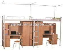 High end furniture space saving kids beds