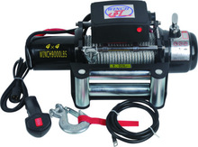 12v 9000lbs mini winch for 4X4 / car winch / 12v electric winch