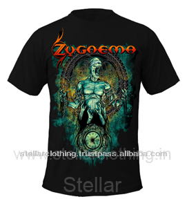 FULL SUBLIMATION PRINTED T-SHIRT