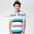 personalizar la alta calidad de mezcla pique casual camisas de polo para los hombres
