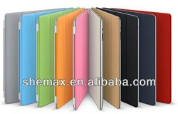 10 PCS For iPad 5 iPad Mini 2 Single Smart Cover 3 Folio case