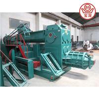 Coal dust brick making machines / We supply turn key brick plant design and construction