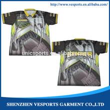 Plus Size Custom Design Polo Shirt For Men