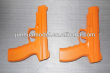 rapid prototype cnc plastic peashooter machining model