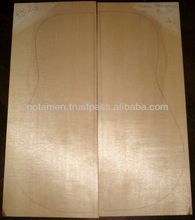 German Spruce Soundboard. Guitar Tops. Stiff. Light. Bell-like Tap-Tone With Booming Bottom