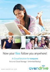 Avandrive Home Cloud Storage