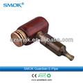 vaporizador 2014 pipa de fumar smoktech guardián de madera 18350 epipe mod con alta calidad