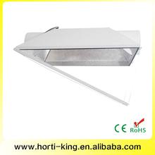 Hydroponics 400W 600W 1000W Indoor grow light reflector air cooled hood