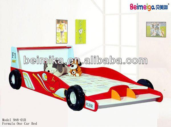 Formula 1 Car Bed Formula One Car Bed Kids Car