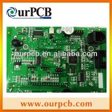 vacuum cleaner controller pcb and pcba design fabrication
