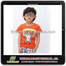 2-6 years old boys t-shirt