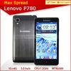 5.0'' android 4.2 lenovo p780 quad core 2014 dual sim android phone