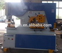 Q35Y-16 Hydraulic Iron Worker,Hydraulic Combined Punching and Shearing Machine,Hydraulic Ironworker
