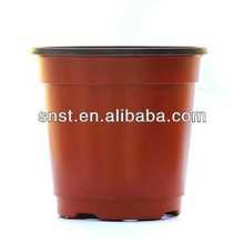 decorative cultivation cheap plastic flower pots wholesale