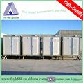 móvil de alta calidad y apartamentos 20ft utiliza contenedores de envío