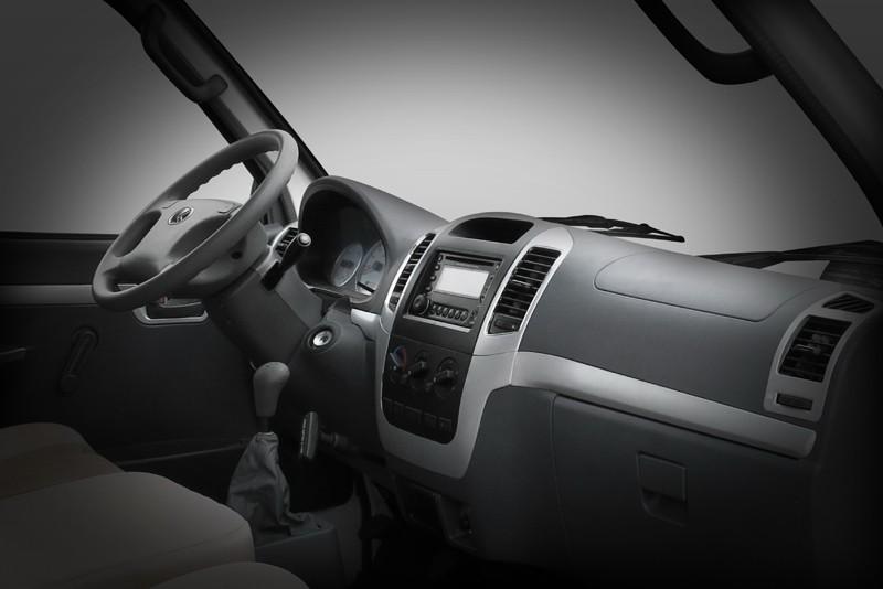 KINGSTAR PLUTO B6 14 Seats 78Hp Diesel Passenger minibus