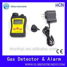 Lastest model hydrogen cyanide detector leakage detector for metallurgy HCN = 0-30 ppm
