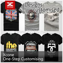 wholesale clothing plain promotion cotton man t-shirt
