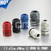Super Quality UL CE IP68 Strain Relief Cable Gland Nylon