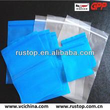 VCI zip lock bag for bending machine/forging machine/casting machine/woodworking machine
