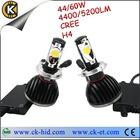 New arrival H13 H4 9004 9007 led hi/low conversion kit for headlight