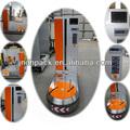Lp600f-l havaalanı bagaj sarma makinesi/bagaj sarma makinesi