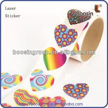 Popular 3D Hologram Laser Sticker