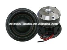 Big Dual Coil RMS 1500 10 inch Car Audio Subwoofer
