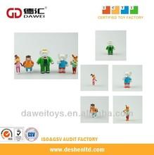 Plastic Movie Cartoon Character Figurines,PVC cartoon figures OEM Factory