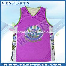 Wholesale womens basketball uniform new style