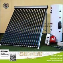 Haining OUSIKAI Separate Pressure Solar Water Heater Copper With Heat Pipe Pressure Inner Tank 6bars PT Valve