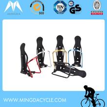 PE aluminum alloy bicycle bottle cage