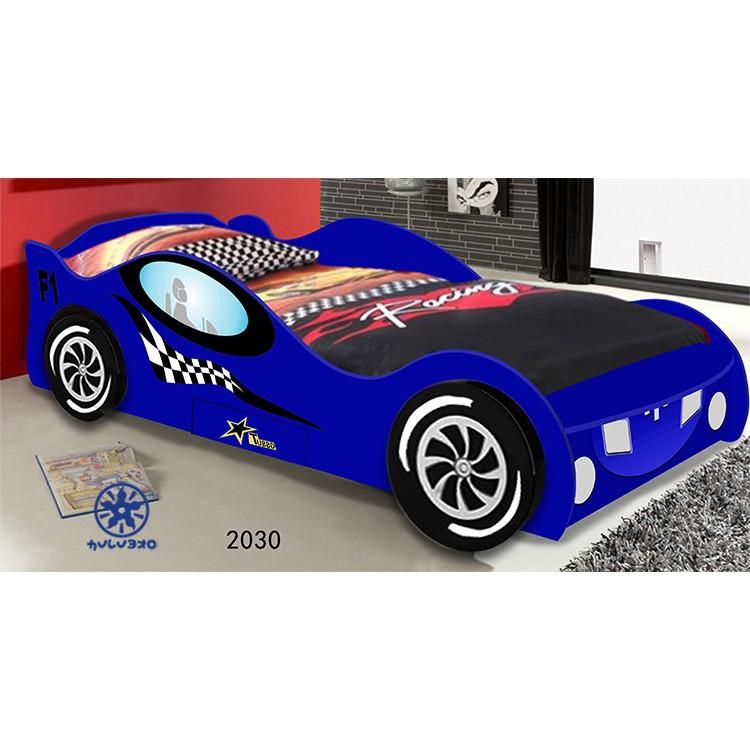 2013 mi dos carro forma de cama em e1 mdf placa - Camas infantiles de cars ...