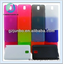 Pudding Color TPU Case for Galaxy Note 3