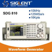 Siglent SDG810 Economy Arbitrary Waveform Generator, digital function generator
