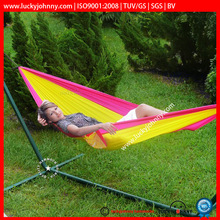 outdoor polyester hammock for single person