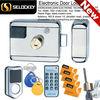 New Launch Safe Swipe M1 Card Intelligent Electronic Door Lock (LY09BM8B1)