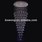 raindrop crystal chandelier