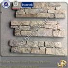 Natural granite stone rock walls coating